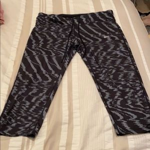 Pants - Pattern Nike Capri